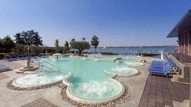 Terme di Sirmione, Lago di Garda