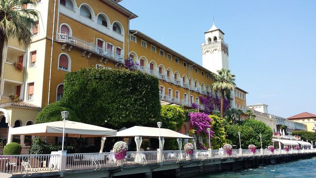 Hotel di Gardone sul Lago di Garda