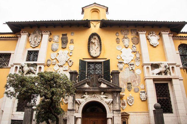 Casa di D'Annunzio al Vittoriale