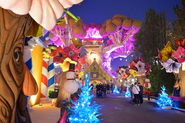 Gardaland Magic Winter, l'apertura invernale di Gardaland