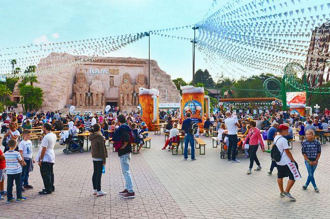Gardaland Oktoberfest: festa della birra a Gardaland