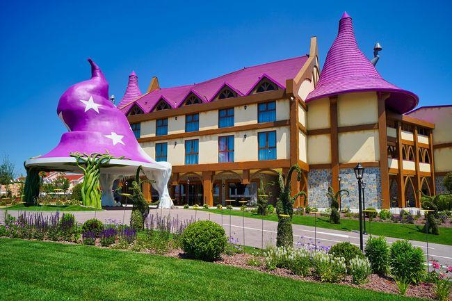 Nuovo Gardaland Magic Hotel