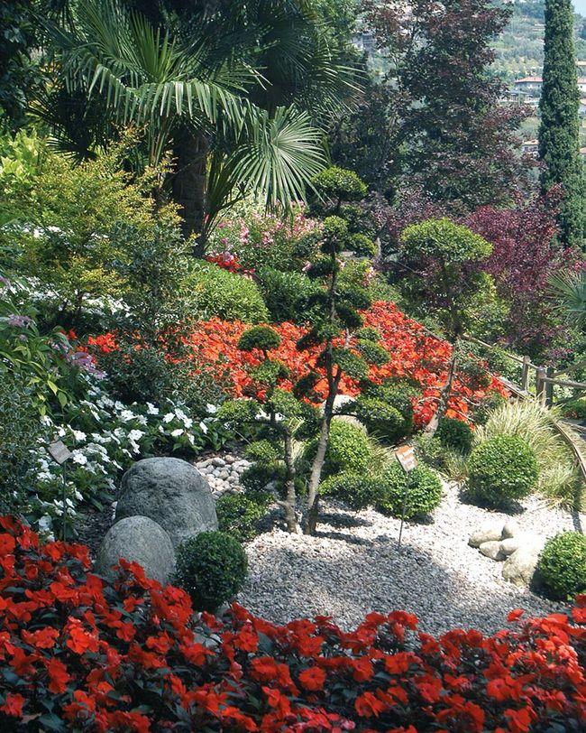 Giardino Botanico del Parco Grotta Cascata Varone