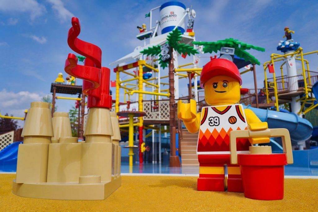 Nuovo Legoland Water Park di Gardaland